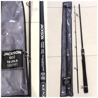 Joran Pancing Carbon Power 15kg 180cm Kenzi Jackson 10-20Lb