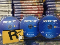 PS4 DETROIT BECOME HUMAN REG ALL (3) ASIA / ENGLISH