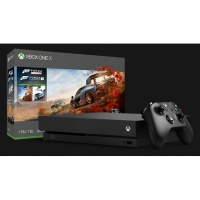 Xbox One X (Black) 1TB Bundle Forza Horizon 4 & Forza MS 7