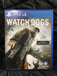 Paket Watch Dogs 1 + 2 PS4