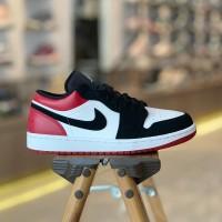 Nike Air Jordan 1 Low Black Toe | US 7 - 11.5