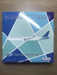 Garuda indonesia Boeing 777-300 ER 1:400
