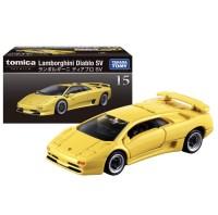 Tomica Premium No. 15 Lamborghini Diablo SV
