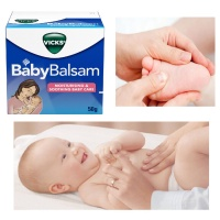 Vicks baby balsam balsem bayi made in germany