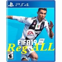PS4 FIFA 19 / FIFA 2019 REG 3 ASIA (English)