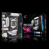 Asus ROG Strix Z370-I Gaming LGA 1151 Motherboard