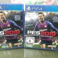 KASET PS4 PES 2019
