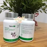 Tianshi tiens grape extract vigor 60 kapsul kolestrol hipertensi