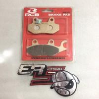 Discpad kampas rem racing boy rcb depan / belakang ninja 250
