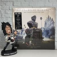 Vinyl / Piringan Hitam MY CHEMICAL ROMANCE - May Death Never Stop You