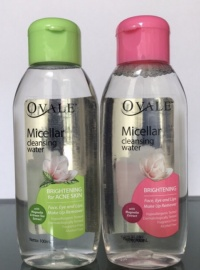 Ovale Micellar Cleansing Water 100 ml