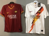 Jersey GO AS Roma 2019/2020 Home and Away