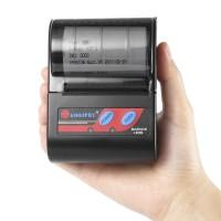Mini Portable Printer Kasir Barcode Receipt Bluetooth 58mm - Black