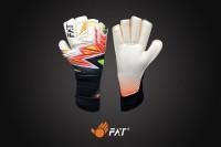 Sarung tangan FAT original Venom Altus putih orange new 2019