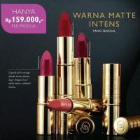 Lipstik Giordani Gold Iconic Matte lipsticks