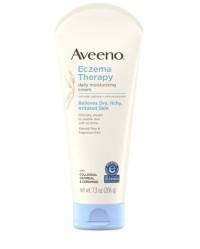 Aveeno Eczema Therapy Daily Moisturizing Cream 206gr dry itchy skin