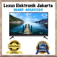 LED 40 INCH SHARP 40SA5500 SMART TV SHARP LED TV 40 INCH SMART TV