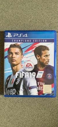 FIFA 2019 CHAMPIONS EDITION PS4 BEKAS / USED / PRELOVED