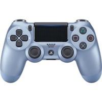 PS4 Dual Shock Wireless controller (titanium blue)