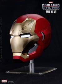 Iron Man Helm Scale 1:1