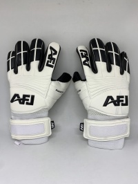Sarung tangan kiper AFJ PHANTOM original GK Gloves Putih 2019