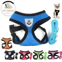 Vest Harness - Pet Cat Dog / Leash Kalung Tali Anjing Kucing Hewan