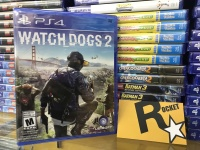 PS4 WATCH DOGS 2 REG ALL