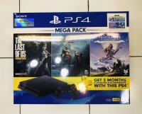 SONY PLAYSTATION 4 Hits BUNDLE GAME CONSOLE 1 TB SET BUNDLE HITS