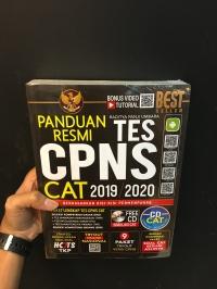 Buku Panduan Resmi Tes CPNS CAT 2020 Nasional Best Seller