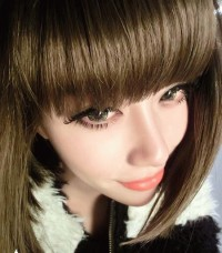 Softlens Baby Color Candy Rainbow Grey Diameter 19,8mm