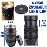 Canon Zoomable Lens Cup