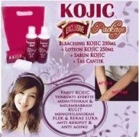 Paket Kojic Whitening