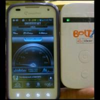 Mifi Bolt Zte mf90 Unlock tanpa kartu Bolt Bisa all GSM se indonesia!!