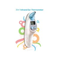 Little Giant 3 in 1 Infrared Ear Thermometer/termometer infrared little giant/ termometer telinga little giant