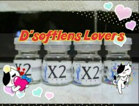 X2 Clear softlens