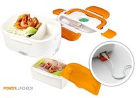 Electric Lunch Box - tempat makan dengan pemanas