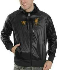Jaket Parasut Bola Liverpool