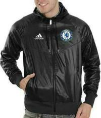 Jaket Parasut Bola Chelsea
