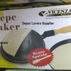 Vicenza Crepe Maker (VCM-21) || Wajan Pembuat Dadar || Gratis Spatula || Bonus Aneka Resep Makanan