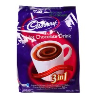Cadbury Hot Chocolate minuman cokelat nikmat