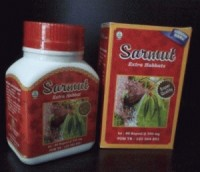 kapsul SARMUT Sarang Semut  EXTRA HABBATS 80 kapsul