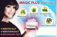 Magic Plus White Cream Lejel