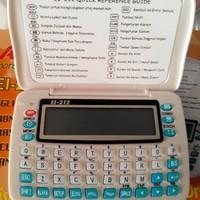 AlfaLink Electronic Dictionary EI-212