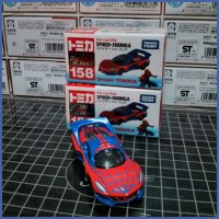 Tomica Dream Marvel Spiderman Spider Formula