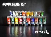 REEVES Acrylic 75ml