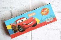 Kotak pensil magnet Cars