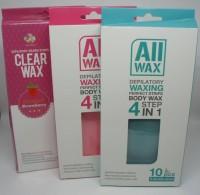 CLEAR WAX 4in1 ORIGINAL
