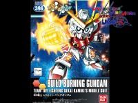 Non-Grade Super Deformed Build Burning Gundam
