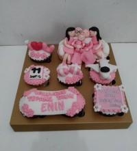 Cupcakes Birthday / Bday Cake / Kue Ulang Tahun