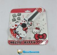 Tempat Softlens Gitar Hello Kitty